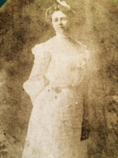 My Grandmother-Bessie Laney Bonner-Early 1900's